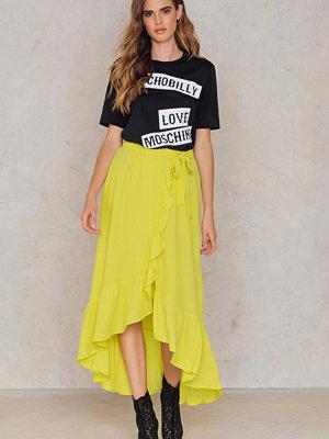 Trendyol Frill Overlap Skirt
