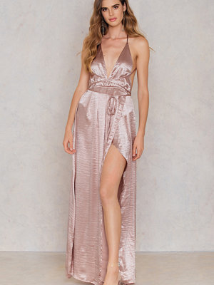 SheIn Crisscross Back Cami Dress
