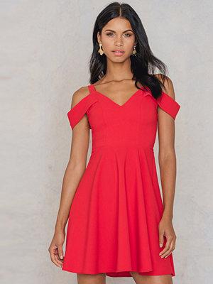 Trendyol Cold Shoulder Midi Dress