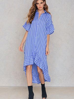 EmmaCloth Open Shoulder Midi Dress
