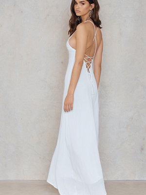 Girl & The Sun Luna Tie Back Maxi Dress