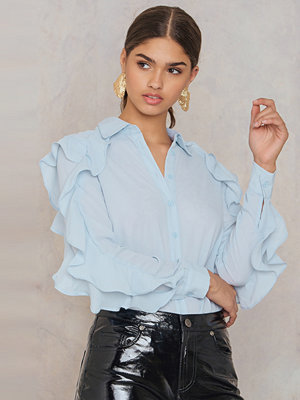 Glamorous Ruffle Shirt