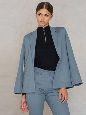 NA-KD Trend Loose Fit Cotton Blazer