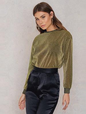 NA-KD Party Glittery Sweater