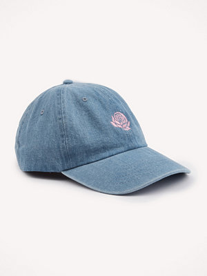 Hattar - Leah Kirsch Rose Denim Hat