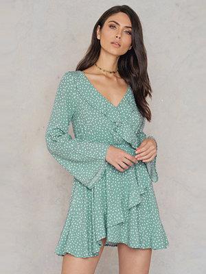Morrisday The Label Jade Ruffle Dress