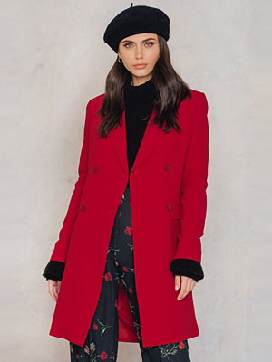Trendyol Button Oversize Coat