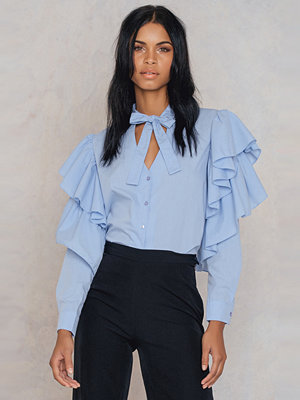 Trendyol Frill Layer Blouse