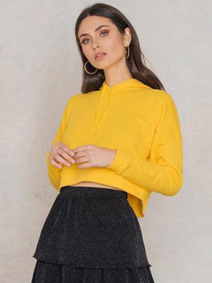 Street & luvtröjor - Trendyol Crop Hoodie Sweatshirt