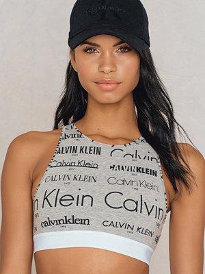 BH - Calvin Klein Heritage Logo Bralette