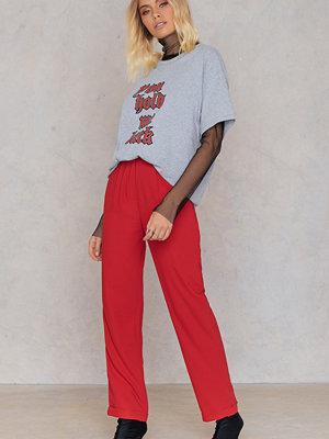 Trendyol röda byxor Cigarette Pants