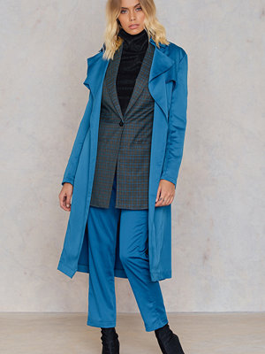 Trendyol Front Pocket Trenchcoat