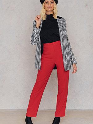 Trendyol röda byxor Track Oversize Pants