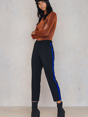 Trendyol omönstrade byxor Striped Ankle Pants