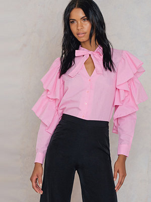 Trendyol Frill Layer Blouse - Blusar