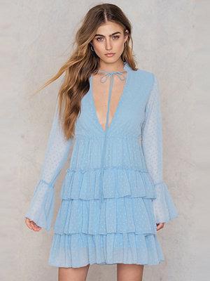 Boohoo Ruffle Tiered Dress