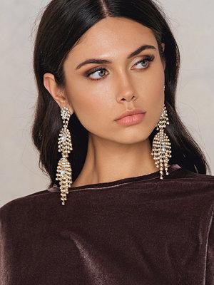 NA-KD Accessories örhängen Chandelier Drop Earrings