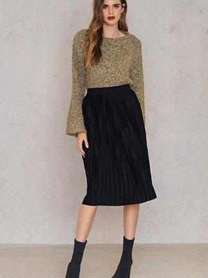Rut & Circle Pleated Skirt