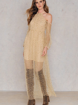 Passion Fusion Sequin Maxi Dress