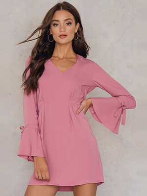 Therese Lindgren Elin Dress rosa