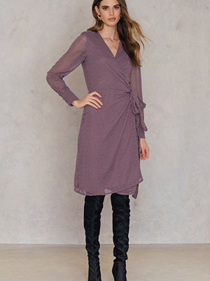 Saint Tropez Midi Wrap Dress