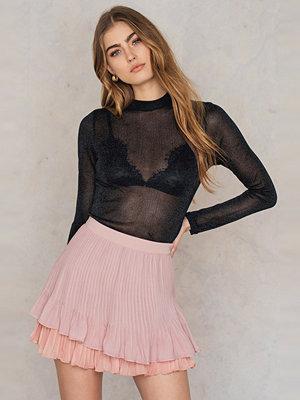 Endless Rose Two Pier Pintuck Skirt