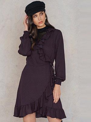 Just Female Hiro Wrap Dress