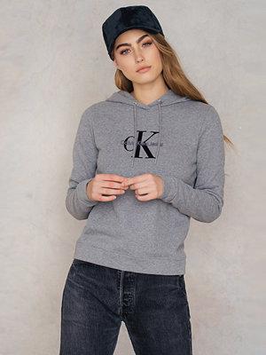Street & luvtröjor - Calvin Klein Honor Pullover Hoodie