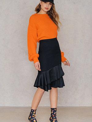 Trendyol Ruffle Bottom Skirt