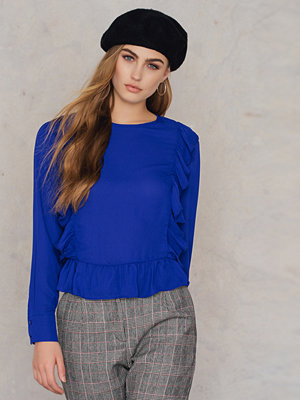 Trendyol Frill Front Blouse