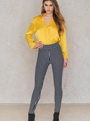 Trendyol randiga byxor Stripe Slim Pants