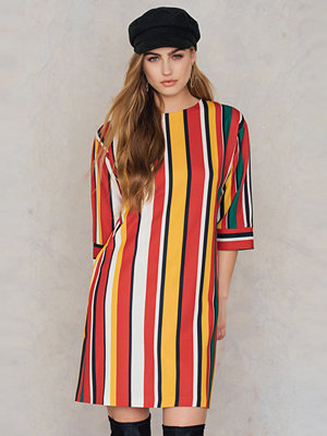 Trendyol Stripe Wide Dress