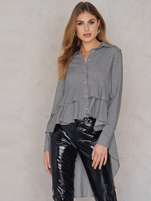 Trendyol Frilled Shirt Blouse