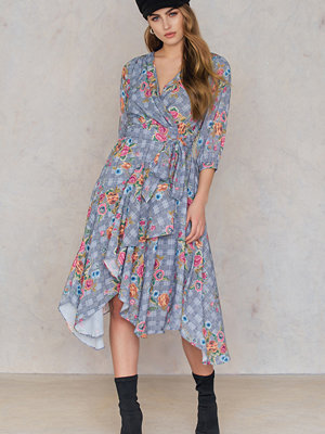 Trendyol Floral Overlap Dress