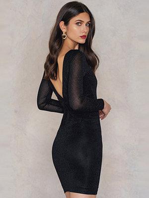 Moves Mae Dress svart