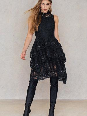 Keepsake Star Crossed Lace Dress