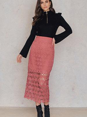 Keepsake Stay Close Lace Skirt