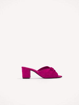 Pumps & klackskor - NA-KD Shoes Knot Mule Heels
