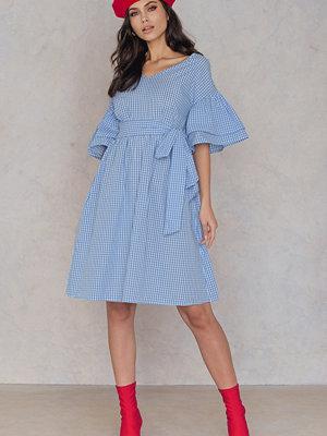 SheIn Double V-Neck Dress