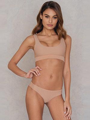 Rebecca Stella Sporty Bikini Pantie rosa nude