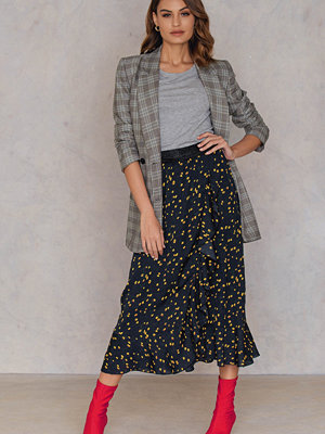 Saint Tropez Floral Long Skirt