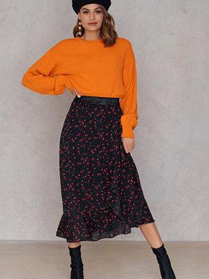 Saint Tropez Floral Long Skirt