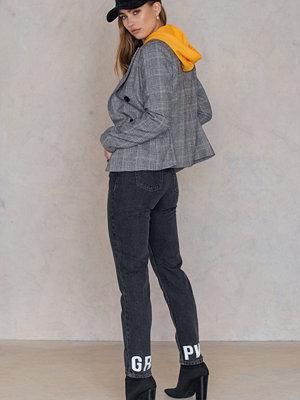 Josefin Ekstrom for NA-KD GRL PWR Jeans