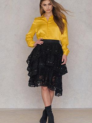 Keepsake Star Crossed Lace Skirt