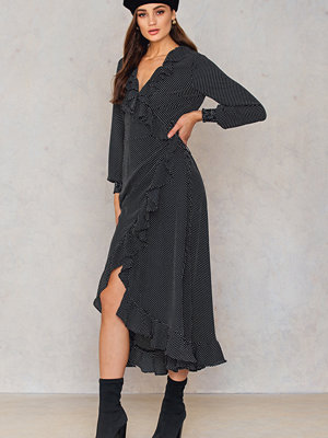 Just Female Hiro Wrap Maxi Dress