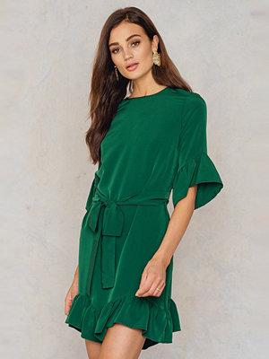 Trendyol Frill Tie Waist Dress