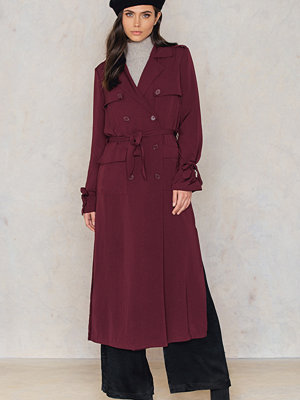 NA-KD Trend Trench Coat