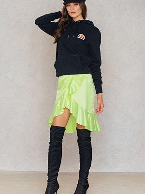 NA-KD Trend Neon Frill Skirt