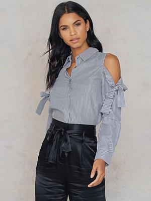 Skjortor - Timing Cold Shoulder Shirt