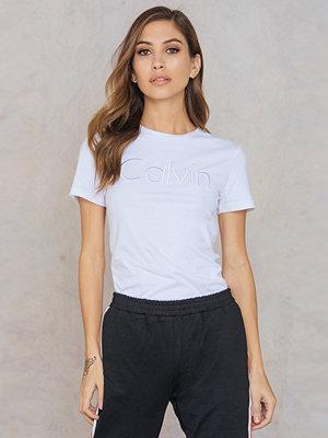 T-shirts - Calvin Klein Tanya Crew Neck T-Shirt